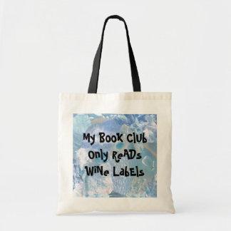 clube de leitura para o bolsa dos amantes de vinho