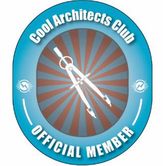 Clube legal dos arquitetos foto escultura