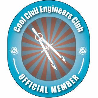 Clube legal dos engenheiros civiles esculturafoto