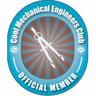 Clube legal dos engenheiros mecânicos escultura foto