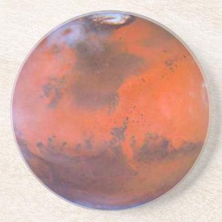 Coaster. de Marte do planeta Porta Copos De Arenito