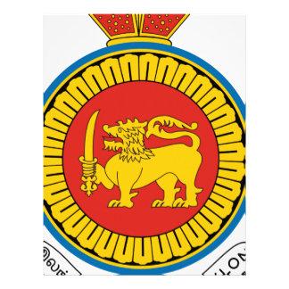 Coat_of_Arms_Ceylon_dominion Papel Timbrado
