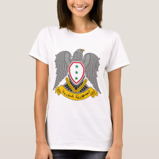 Coat_of_arms_of_Syria-1963 Camiseta