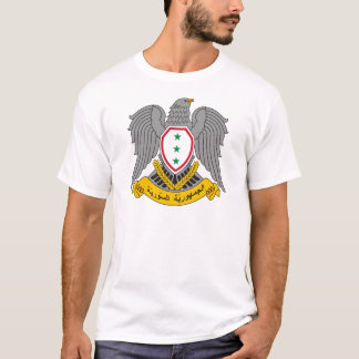 Coat_of_arms_of_Syria-1963 Tshirt