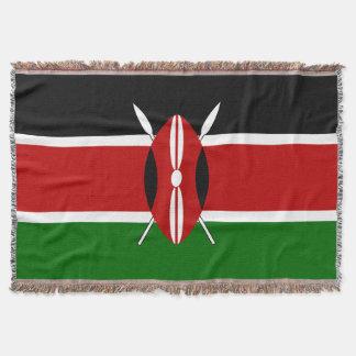 Cobertor Bandeira de Kenya