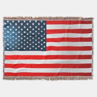 Cobertor Bandeira dos EUA