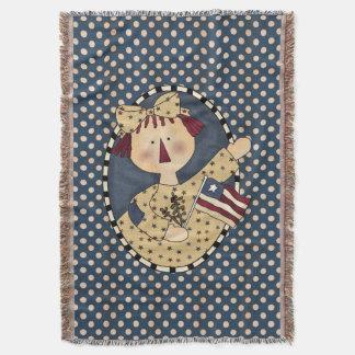 Cobertor Cobertura referente à cultura norte-americana do