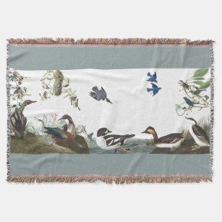 Cobertor Colagem da cobertura do lance dos animais