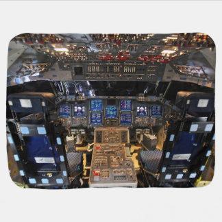Cobertor De Bebe Cabina do piloto da plataforma de vôo do esforço