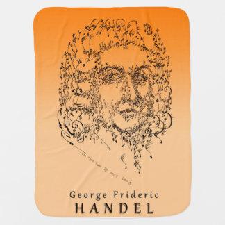 Cobertor De Bebe Handel: Enfrente a música