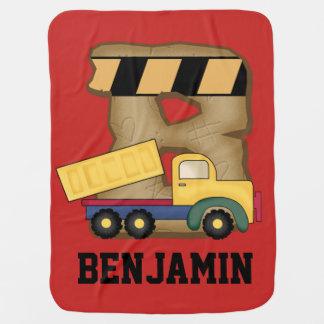Cobertor De Bebe Os presentes personalizados de Benjamin
