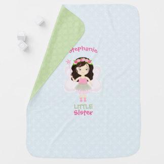 Cobertor De Bebe Princesa feericamente irmã mais nova da floresta