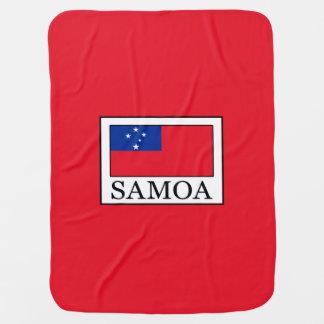 Cobertor De Bebe Samoa