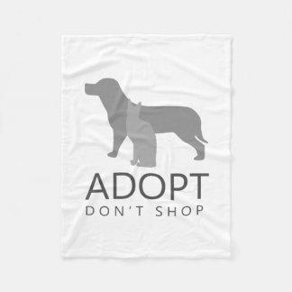 Cobertor De Velo Adopt não compra