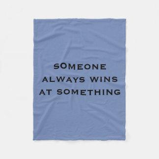 Cobertor De Velo alguém…