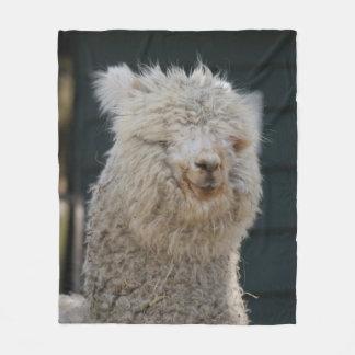 Cobertor De Velo Alpaca macia