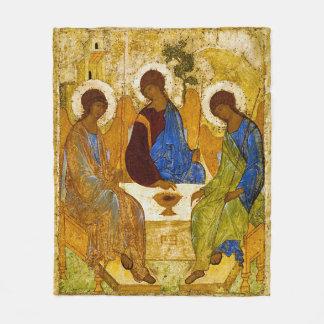 Cobertor De Velo Andrei Rublev, icon of the Trinity