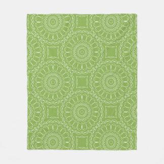 Cobertor De Velo As hortaliças 2017 do impressão da mandala afagam