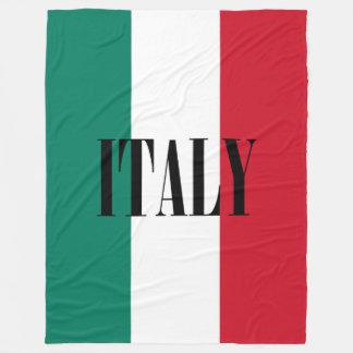 Cobertor De Velo Bandeira do italiano de Italia Italia