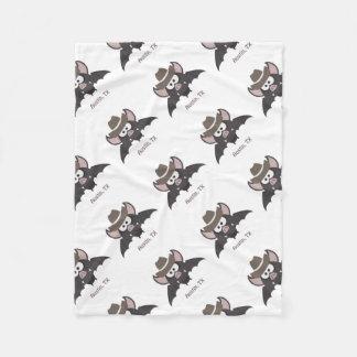 Cobertor De Velo Bastão do vaqueiro de Austin Texas