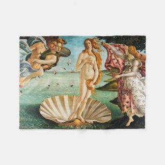 Cobertor De Velo BOTTICELLI - O nascimento de Venus 1483