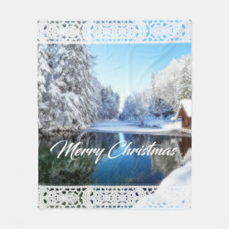 Cobertor De Velo Cobertura do tema do Natal