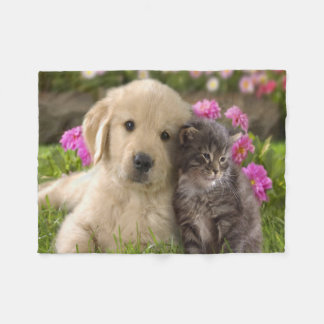 Cobertor De Velo Cobertura/filhote de cachorro e gatinho do velo