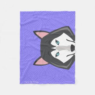 Cobertor De Velo Cobertura ronca moderna do pop da arte - pequena