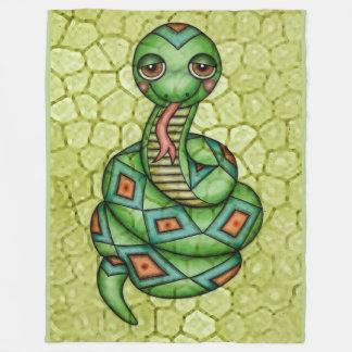 Cobertor De Velo Cobra