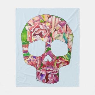 Cobertor De Velo Crânio do primavera