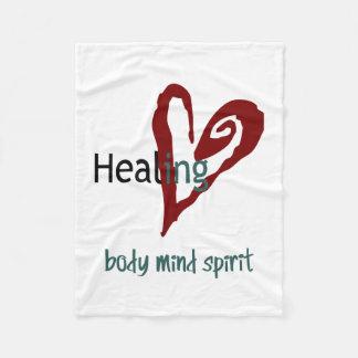 Cobertor De Velo Espírito cura da mente do corpo