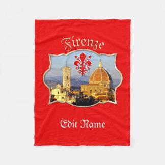 Cobertor De Velo Florença - Santa Maria del Fiore