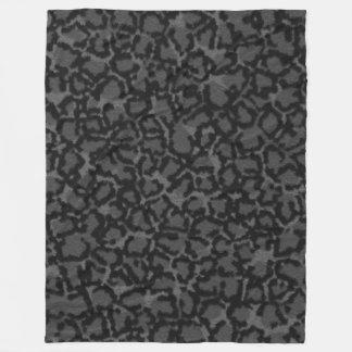 Cobertor De Velo Gato preto