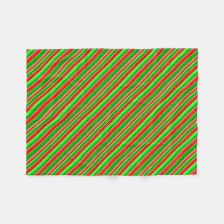 Cobertor De Velo Natal cristalizado