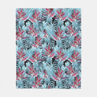 Cobertor De Velo Plantas tropicais 1.