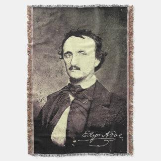 Cobertor Edgar Allan Poe *Restored & Refinished*