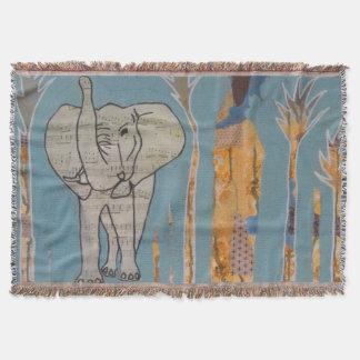 Cobertor Lance da música do elefante