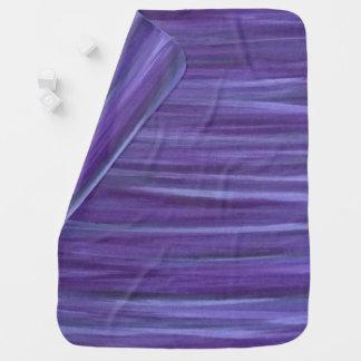 Cobertor Para Bebe Roxo violeta da uva do Lilac indiferente do bebê