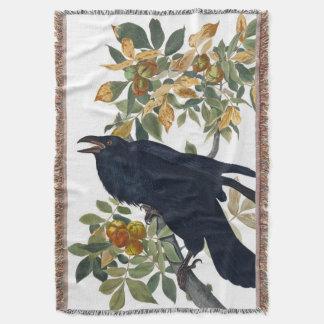 Cobertor Pássaro do corvo