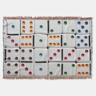 Cobertura do lance dos dominós coberta