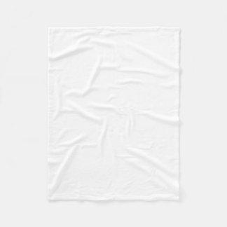 Cobertura pequena do velo cobertor de velo
