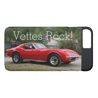 Cobrir 1975 do telefone da arraia-lixa de Corveta Capa iPhone 7 Plus