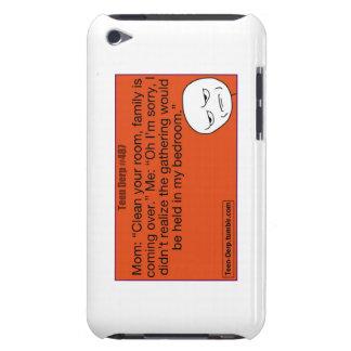 Cobrir adolescente de Derp iPod Capa iPod Case-Mate