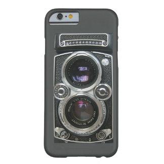 Cobrir antigo da caixa da câmera do vintage capa iPhone 6 barely there