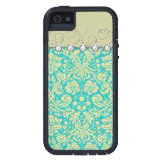 cobrir azul dos direitos iPhone 5 capas