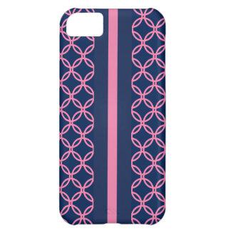 Cobrir cor-de-rosa das capas de iphone do teste