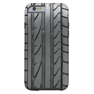 Cobrir da caixa do pneu de carro do automóvel capa tough para iPhone 6