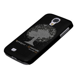 Cobrir da galáxia S4 de Samsung de Torrente-Dano Galaxy S4 Covers