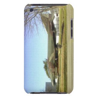 Cobrir de iPod do avião de combate (F4-Phantom) Capa Para iPod Touch