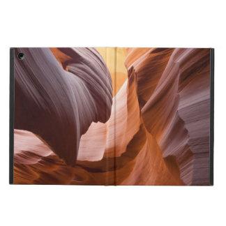 Cobrir de Powis do ar do iPad da garganta do